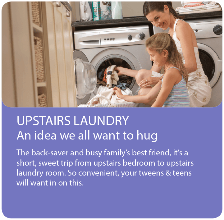 Smarter Space - Laundry Room