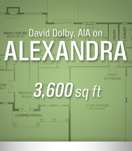 Alexandra Floor Plan