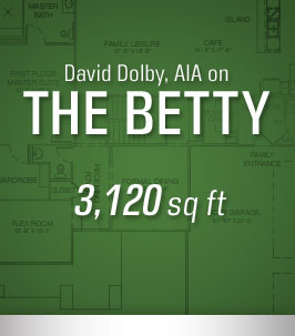 Betty Floor Plan
