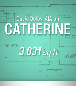 Catherine Floor Plan