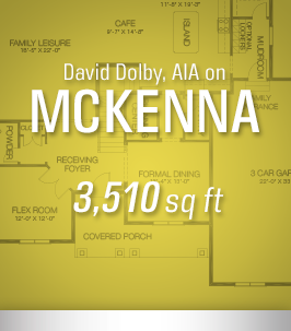 McKenna Floor Plan