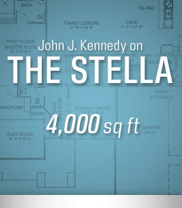 The Stella Floor Plan