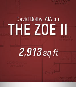 Zoe II Floor Plan